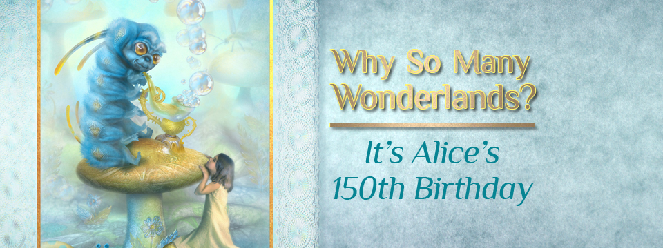 Alice's 150th Birthday